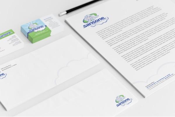 Sansone Print Design